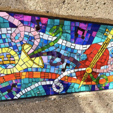 Price Hill's iconic mosaics welcome new addition nearly 20 years later