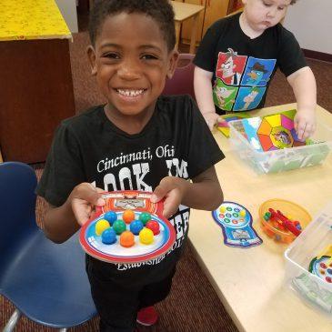 Santa Maria's SPARK Program gets ready for kindergarten