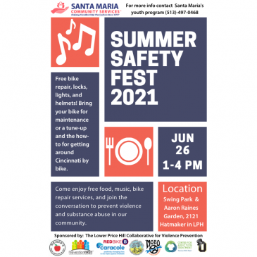 Summer Safety Fest 2021