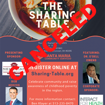 The Sharing Table Cancelation